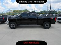 Used 2013 CHEVROLET SILVERADO 2500HD LTZ
