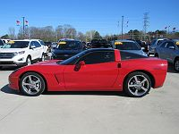 Used 2008 CHEVROLET CORVETTE