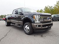 New 2018 FORD F-350 KING RANCH