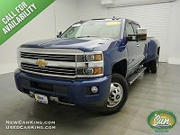 Used 2015 CHEVROLET SILVERADO 3500HD HIGH COUNTRY