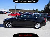 Used 2013 CADILLAC ATS LUXURY
