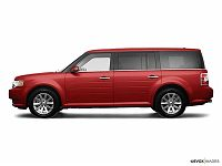 Used 2009 FORD FLEX SEL