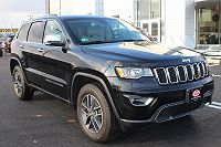 New 2018 JEEP GRAND CHEROKEE LIMITED EDITION