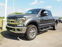 New 2018 FORD F-250 LARIAT