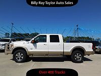Used 2011 FORD F-250 KING RANCH