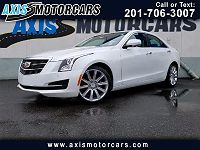 Used 2017 CADILLAC ATS LUXURY