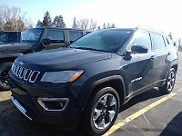 New 2018 JEEP COMPASS LIMITED EDITION