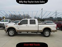 Used 2012 FORD F-350 KING RANCH